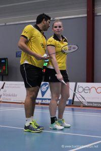 Dave Khodabux, Tamara van der Hoeven