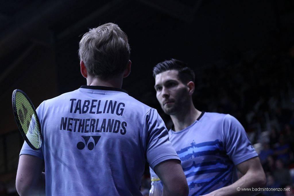 Robin Tabeling, Jelle Maas