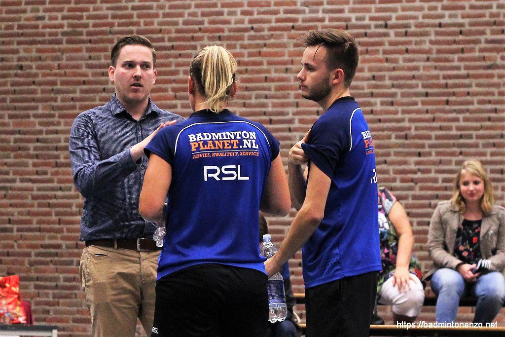 Roy Reijbroek en Lieke Maes
