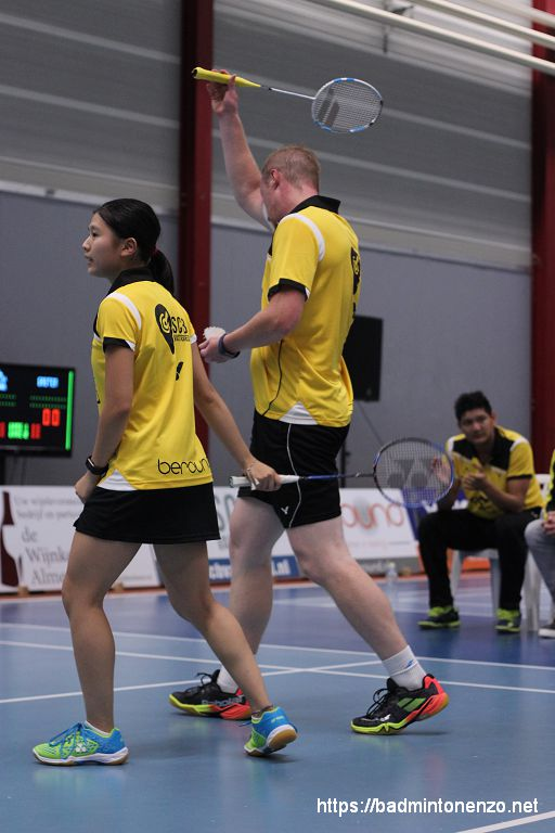 Amy Tan en Léon Nottelman