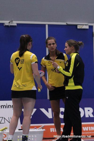 Cheryl Seinen, Manon Sibbald, Ilse Vaessen