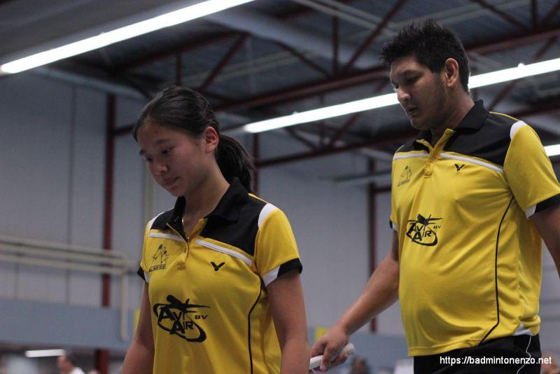 Amy Tan en Dave Khodabux