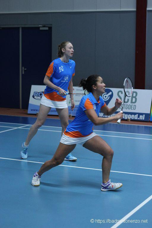 Jessica Ottenhoff, Madouc Linders