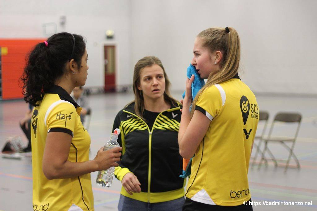 Georgy van Soerland, Ilse Vaessen, Sabine de Wit
