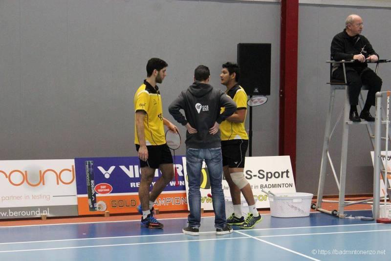 Aran Mahmoud, Erik Staats, Dave Khodabux