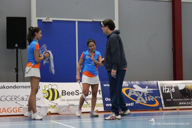 Jessica Ottenhof en Cloë Mayer, Serge Mayer