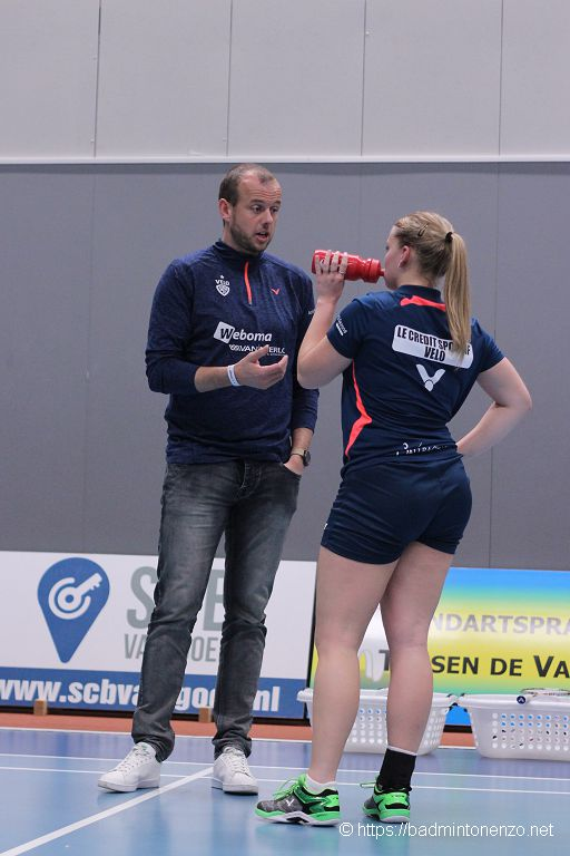 Rikkert Suijkerland, Tamara van der Hoeven
