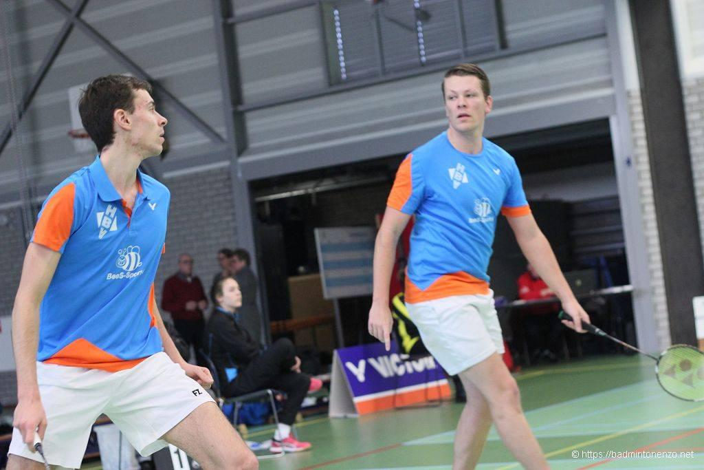 Niels Veenstra, Ruben Wijnands