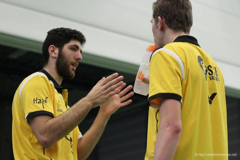 Aram Mahmoud, Dennis Koppen