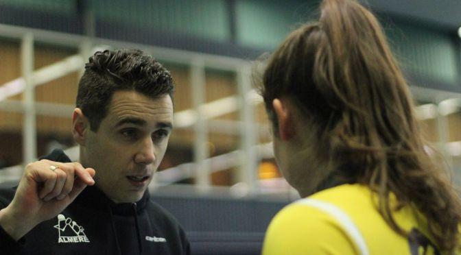 Erik Staats stopt als coach van AviAir Almere