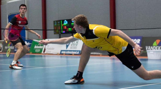 AviAir Almere – Drop Shot 6-2. De Foto's