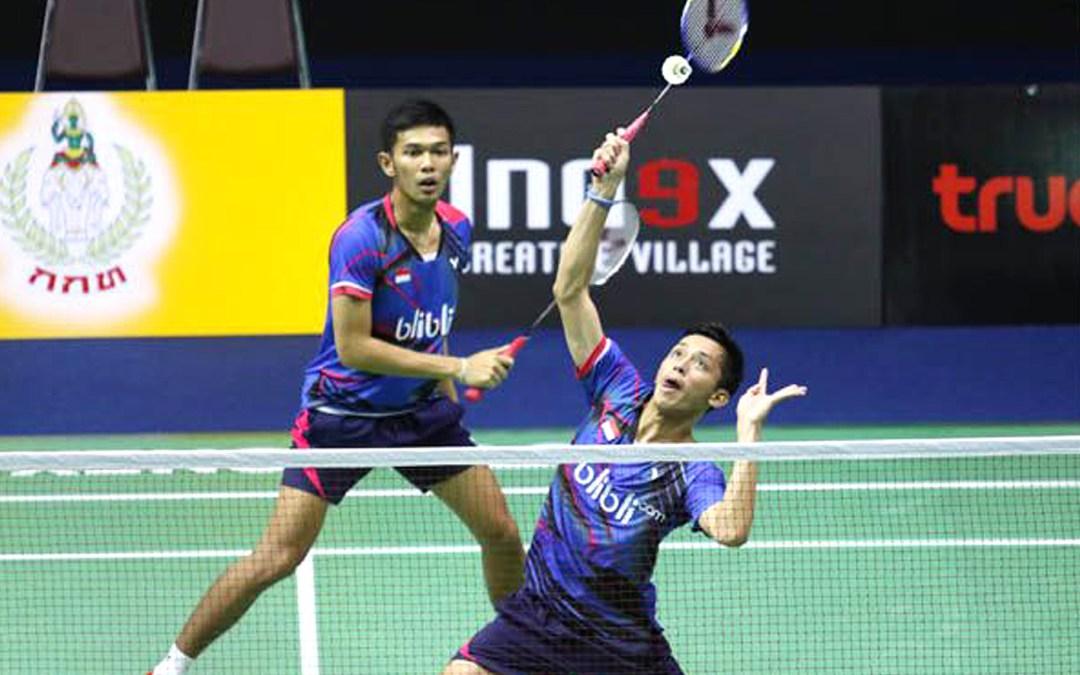 Korea Open 2019 – Quarterfinals