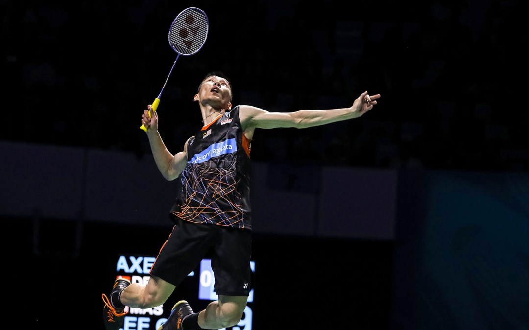 Lee Chong Wei ready for the final. Can he take title no. 12?