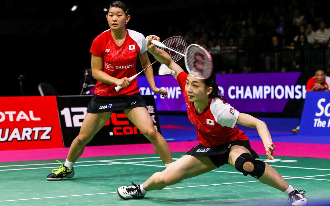 Sudirman Cup 2019 Day 4