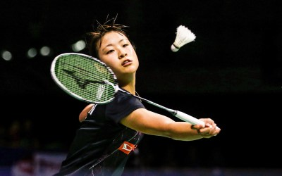 Semifinals Singapore Open 2019