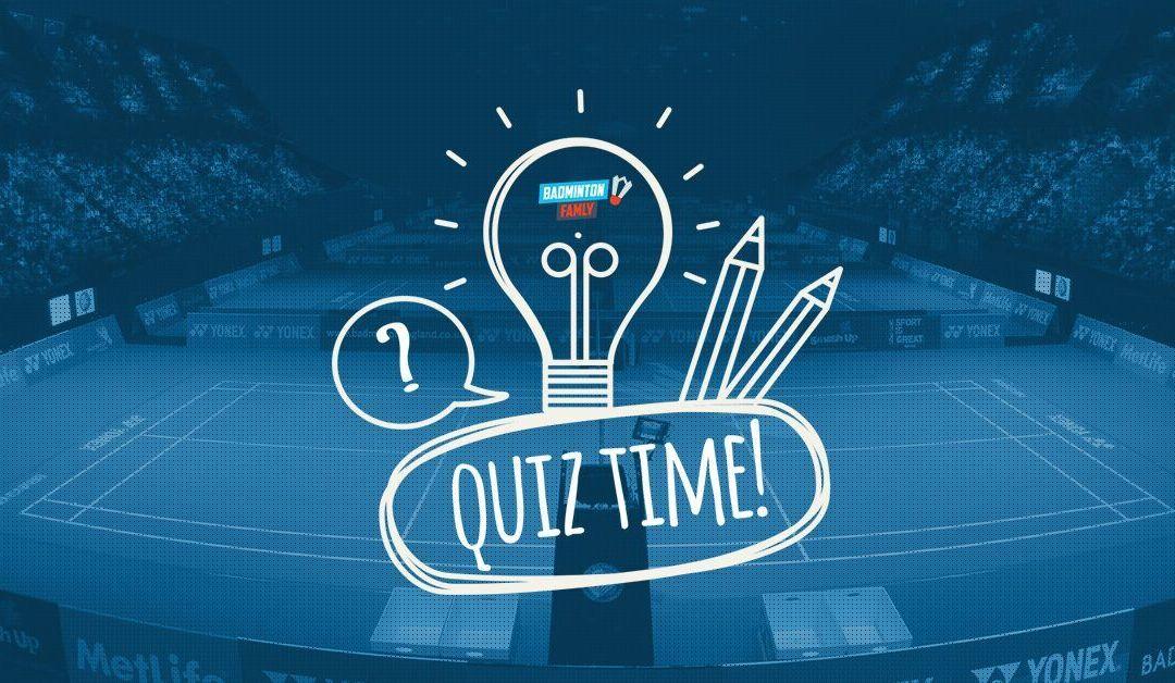 World Championships Quiz