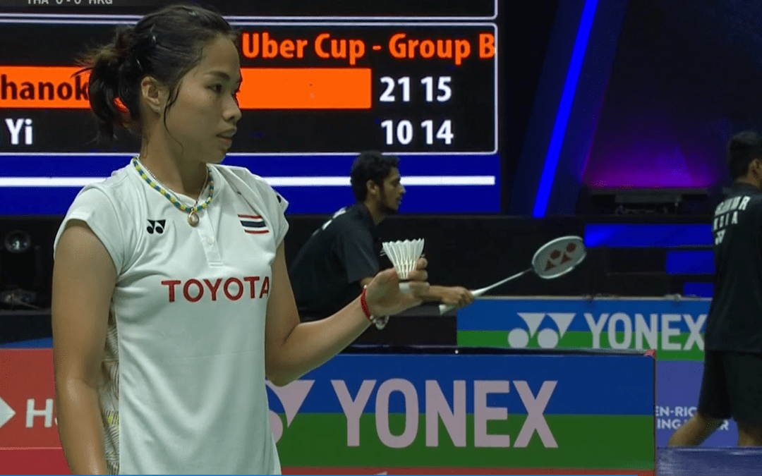 Uber Cup Day 2 – Thailand eyes first place in group B