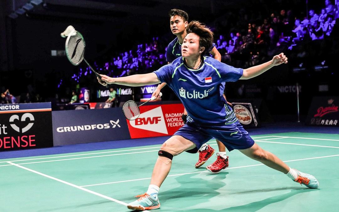 Ahmad and Natsir miss World Championships