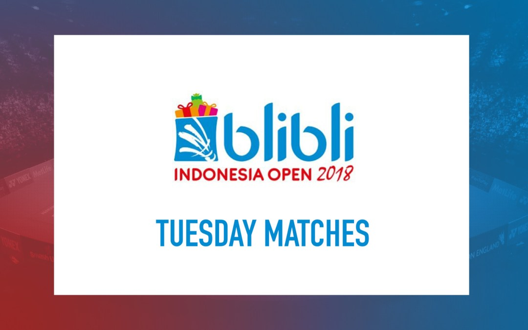 Tuesday matches
