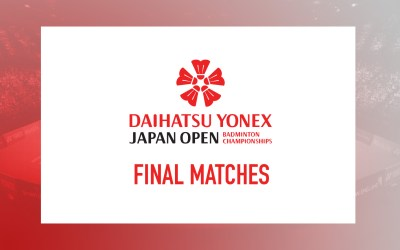Japan Open Finals – Predictions