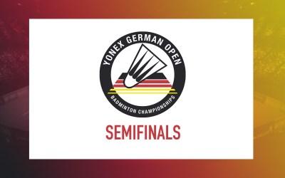 German Open semifinals predictions