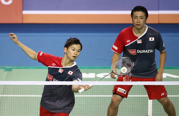 HSBC BWF World Tour Finals 2019 – Semifinals
