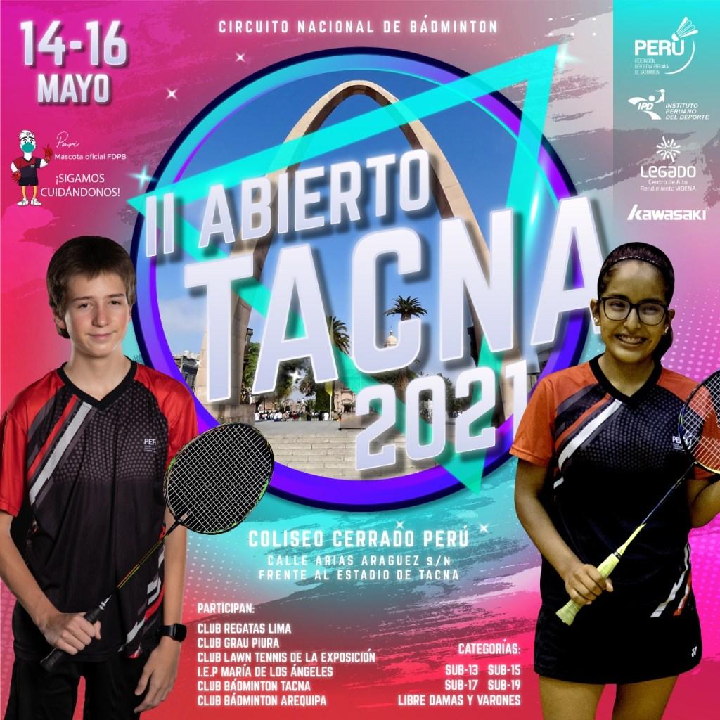 Abierto Tacna 2021