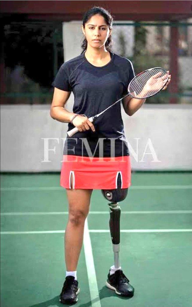 EaN r83U8AIwZ4k - Happy Birthday Manasi Joshi - BWF Para Badminton World Champion You are inspirational to me and many women in India