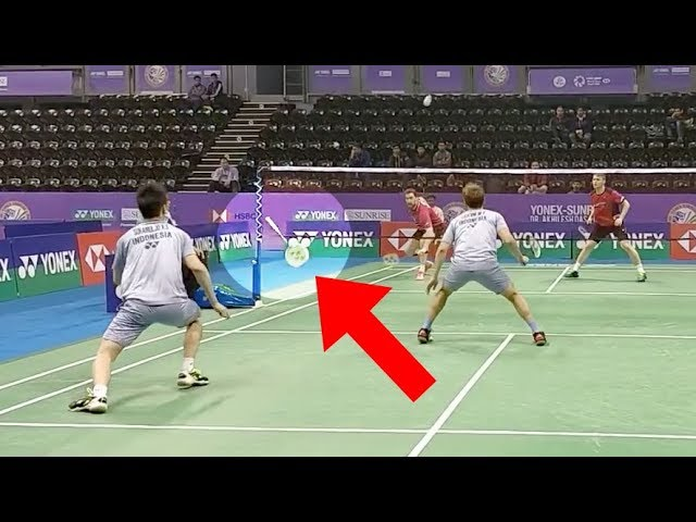 sddefault - 10 Badminton shots. If it was not recorded, nobody would believe