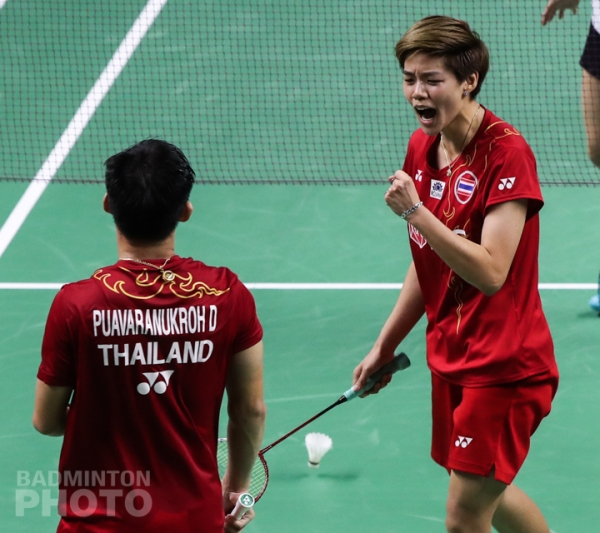 toyota thailand open finals 2nd verse same as the first 8 - TOYOTA THAILAND OPEN Finals – 2nd verse, same as the first!