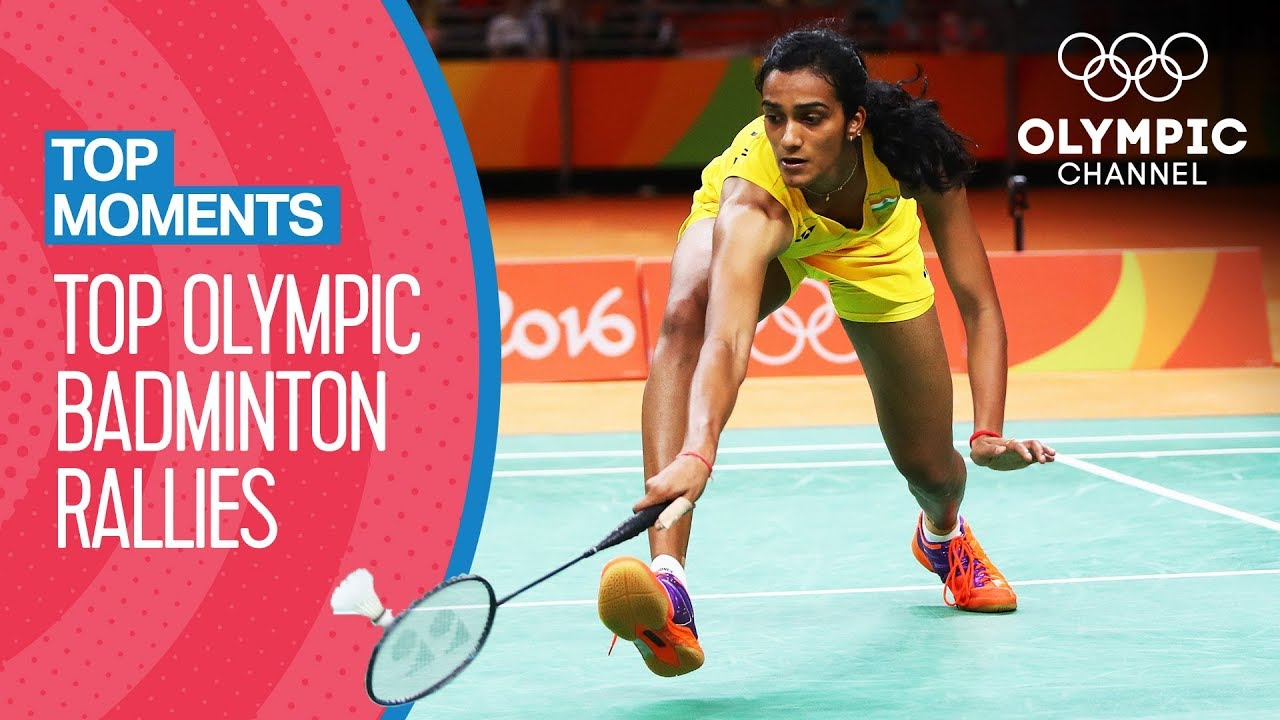 maxresdefault 54 - Top 10 Badminton Rallies at the Olympic Games! | Top Moments