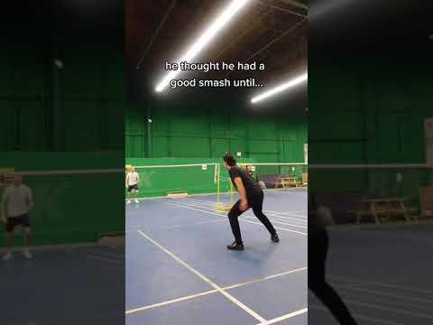 hqdefault - badminton smash defence