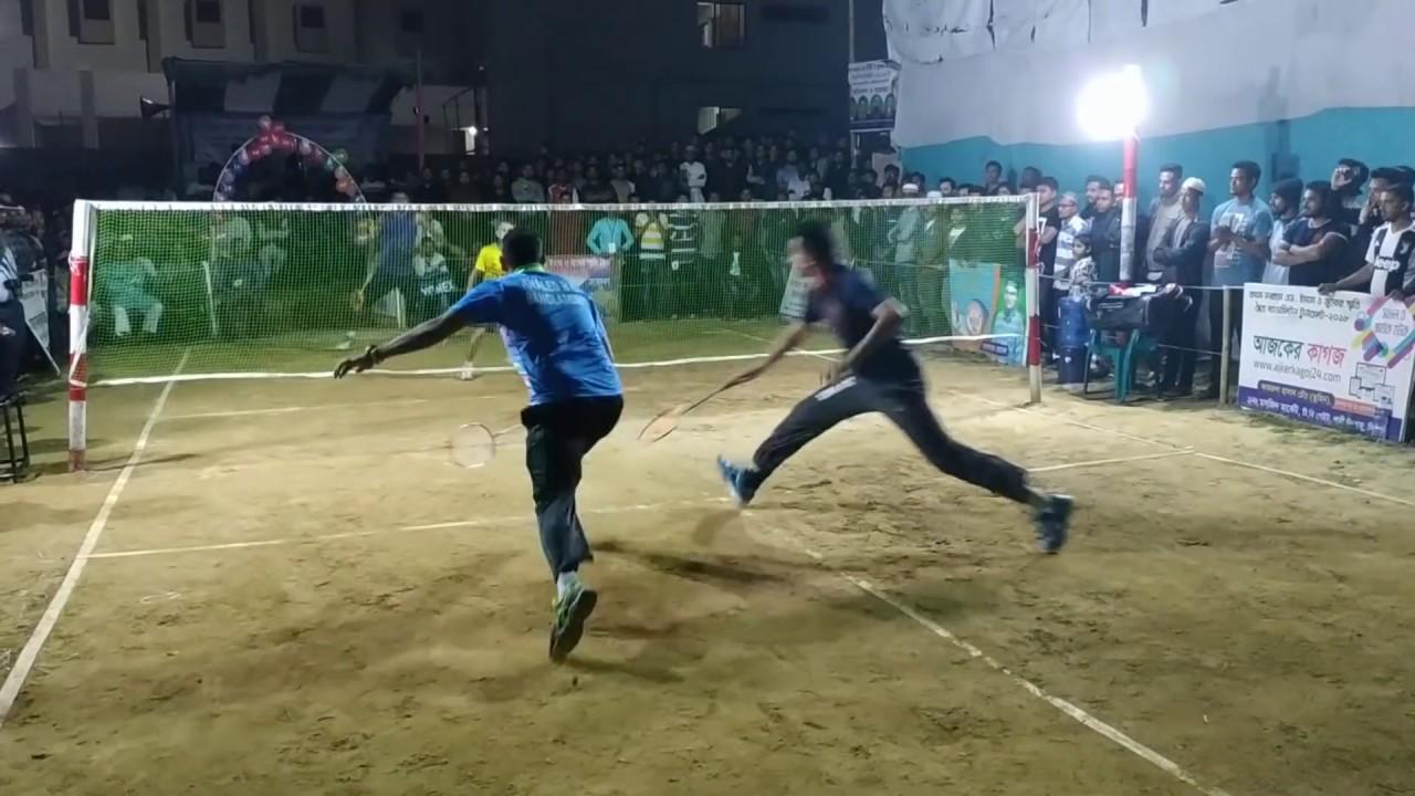 maxresdefault 20 - Badminton Final Bangladesh   Khaled/Shuyel vs Robin/Marjan