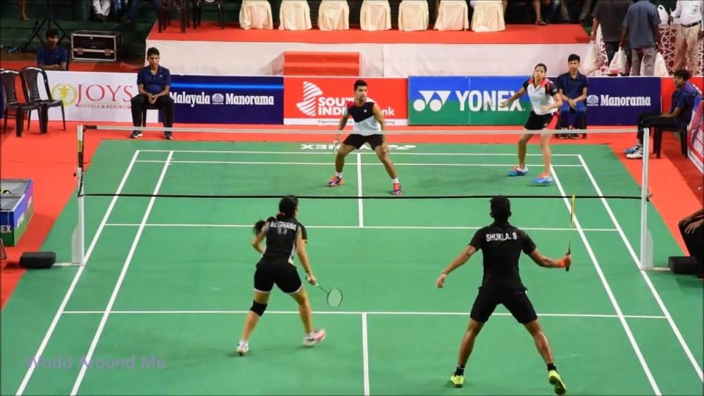 maxresdefault 40 - Badminton Indian Open Senior Ranking  Tournament Final Of Mixed Doubles