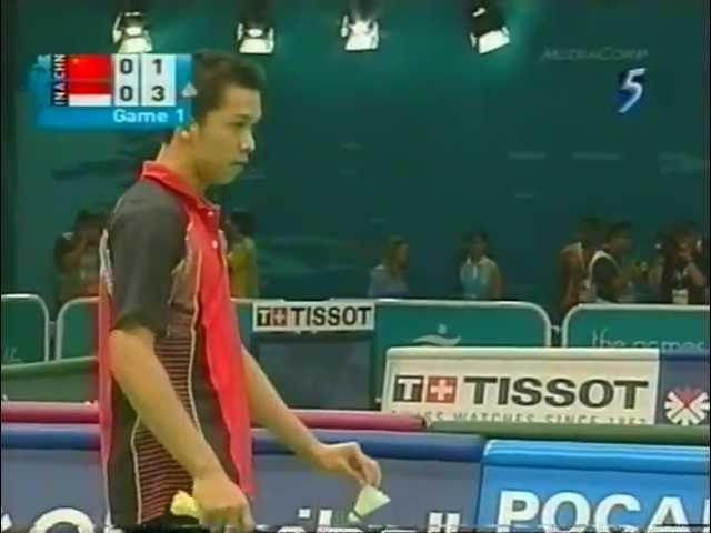 sddefault - Badminton 2006 Asian Games MS Final [Taufik Hidayat vs Lin Dan]