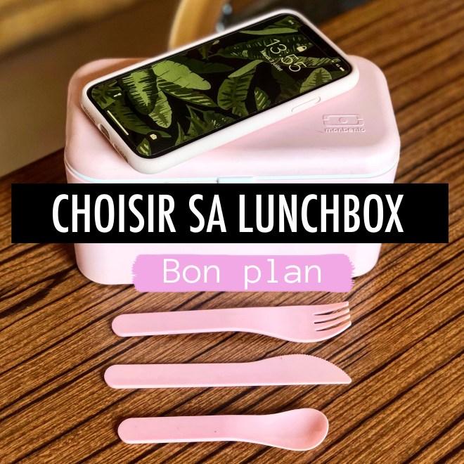 Choisir sa lunchbox