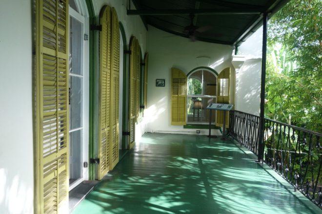 Visiter la maison de Hemingway Key West
