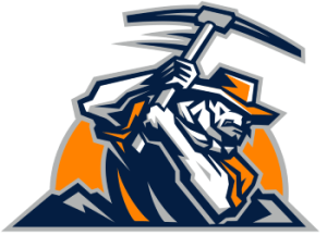 Note: The Minr malware logo is blantant rip-off of University of Texas at El Paso athletics, the UTEP Miners.
