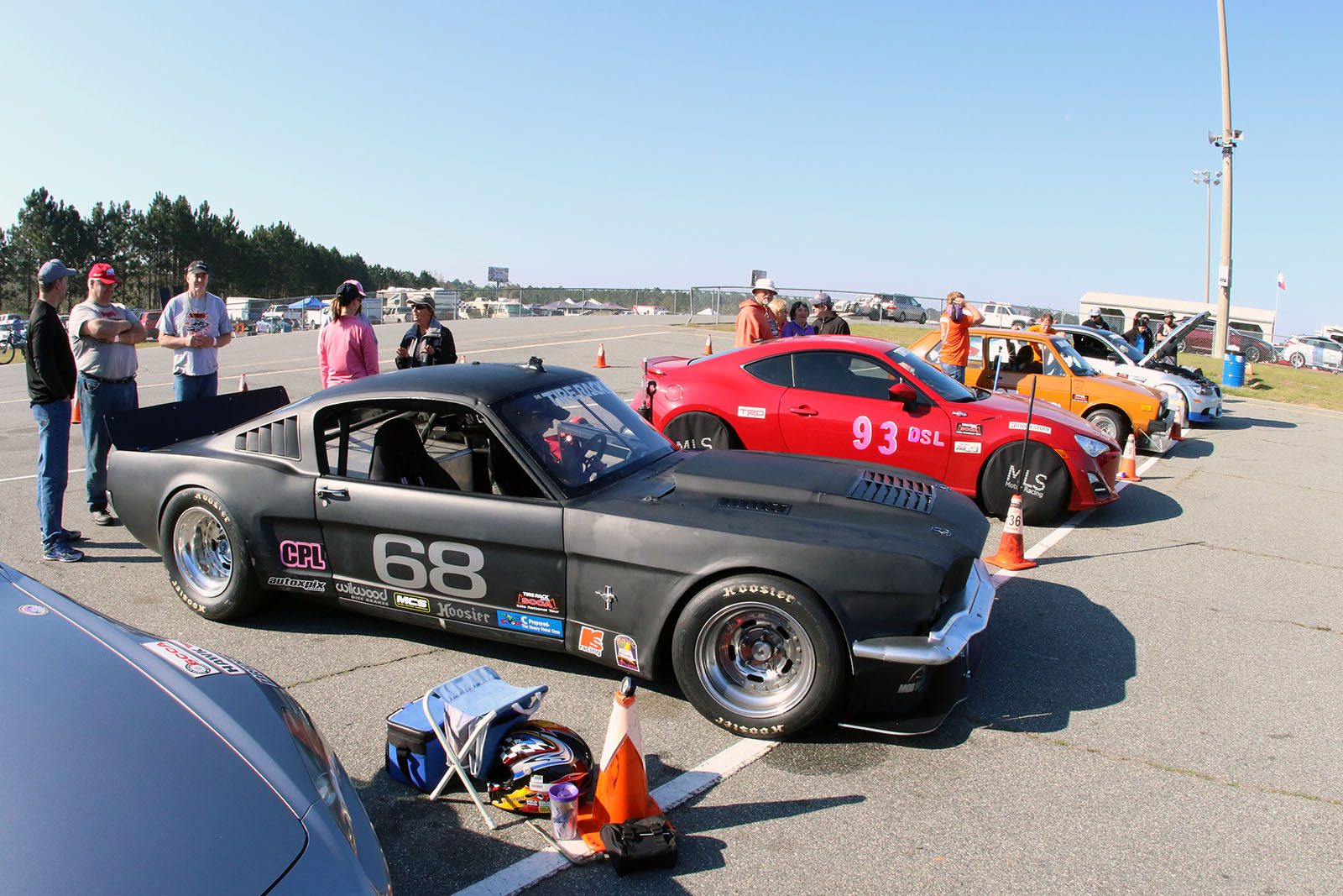 2017 Dixie National Tour – Gallery – Day 1 5