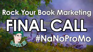 27 Expert, Proven Ways To Market Your Books Effectively by @BadRedheadMedia and @NaNoProMo with @HughHowey