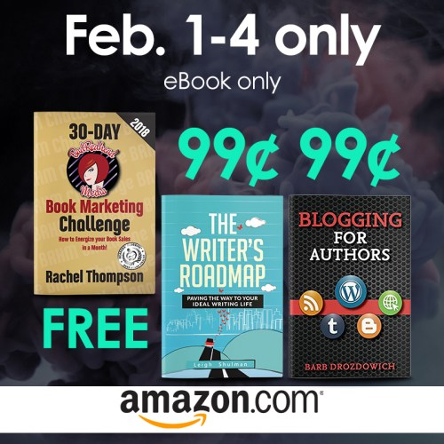 Writers: These are the Books (On Sale!) You Need Now by @BadRedheadMedia #Books #Sale #Free
