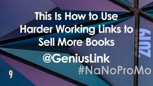 This is How To Use Harder Working Links To Sell More Books by guest @GeniusLink via @BadRedheadMedia and @NaNoProMo #links #writers