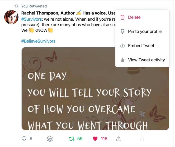 Top 5 Twitter Tips to Powerfully Market Your Books by @BadRedheadMedia #Twitter #SocialMedia #writers
