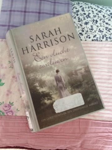 Een vlucht zwaluwen van Sarah Harrison.