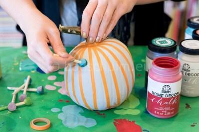 3-painted-mini-pumpkins