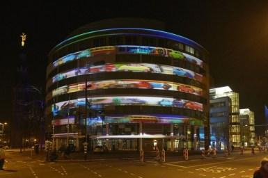 Glow, een blogbericht over een super leuk lichtspektakel in Eindhoven op www.badschuim.eu