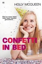 Confetti in bed, boekrecensie.