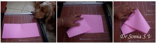 Papieren bloem maken stappenplan diy 01 I Creatief Lifestyle blog Badschuim