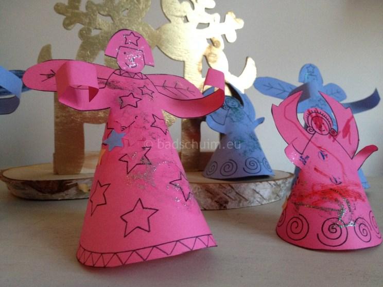 (b)engeltjes maken_kerst DIY_Blog badschuim.eu