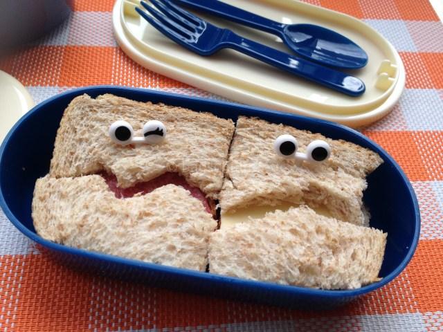 lunchbox ideeën monsters